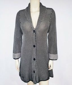 Habitat Clothes to Live in Sweater Cardigan Small